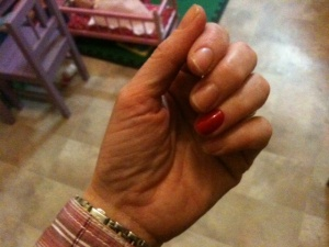 One Nail